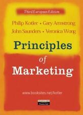 Principles of Marketing: European Edition,Philip Kotler, Gary  ,.9780273646624