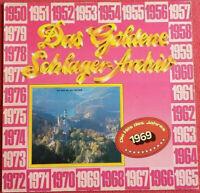 Das goldene Schlager Archiv / Die Hits des Jahres 1969 LP Vinyl Udo Jürgens uvm