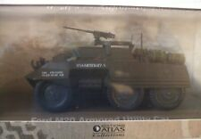 ATLAS MILITARY MODEL ** US FORD M20 UTILITY CAR ** NEW - BOXED - No 6690-006