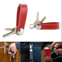 PortableCompact key ring smart holder keys organizer clip key chain pockets t_dr