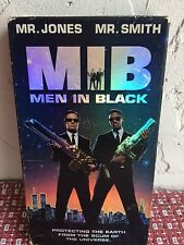 Men In Black (VHS, 1997)-, Columbia Pictures- PG 13- Free Shipping USA