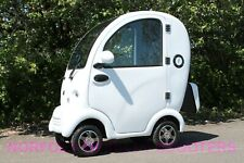 NEW 2019 SCOOTERPAC CABIN CAR MK2 PLUS - HEATER - CAMERA - MOBILITY SCOOTER