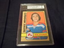 1972-73 OPC O-Pee-Chee WHA #320 Michel Archambault Rookie Nordiques - KSA 7 NM