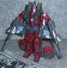 Transformers Takara Henkei THRUST Complete Classics Deluxe