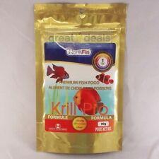 NorthFin Krill Pro Formula 1mm Pellets 80g Carnivore Omnivore Premium Fish Food