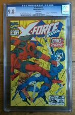 X-Force #11 1st Appearance of (real) Domino CGC 9.8 1308078001