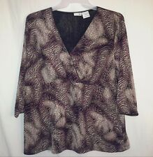 LADIES EAST 5TH TOP SIZE 3X