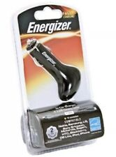 Energizer In-Car Charger + 3 USB Charging Cables 1.20m + 10 Connectors