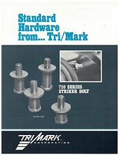 Tri/Mark 720 Series Sriker Bolt Spec Sheet  On & Off Highway Equipment