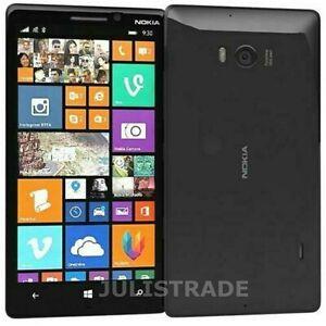 NOKIA LUMIA 930 32gb 2gb 20mp Camera Unlocked Microsoft Windows 10 4g Smartphone