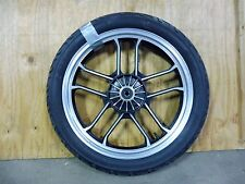 1984 Honda V30 Magna VF500 H1336. front wheel rim 18in