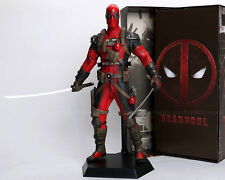 Crazy Toys 30CM Legends X-men DEADPOOL Wade Wilson Action Figure Doll