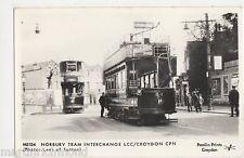 Norbury Tram Interchange, Pamlin Postcard, B505