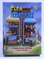 Flea Market Board Game Mayfair Games Factory Sealed Made In USA