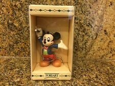 Anri Disney Magician Mickey Ornament Handmade Italy Toriart with box