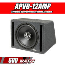 AUDIOPIPE 600 Watts High Performance Vented Enclosure ( APVB-12AMP )
