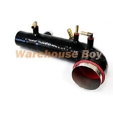 Inlet hose for SUBARU 02-07 WRX / STI / Forester Silicone hose BLACK
