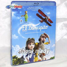 The Little Prince - El Principito Blu-ray en ESPAÑOL LATINO Region Free A, B, C