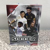 2021 Topps Major League Soccer MLS Blaster Box Trading Cards Brand New Sealed