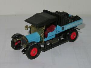 CROSSLEY Transport carbon/coke - Lowenbrau - MATCHBOX