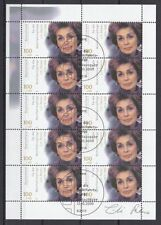 Briefmarken aus der BRD (ab 1948) mit Motiven von Prominenten als Satz