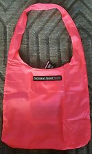New NWT Victoria Secret Hot Pink VSX Sport Nylon Packable Gym tote bag