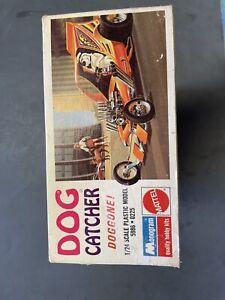 """Vintage Monogram """"Dog Cacher """" model car kit"""