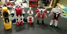 Vintage Transformers KO  Figures Free Shipping as is used very rare