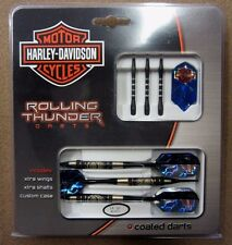 Harley Davidson Rolling Thunder 18g Soft Tip Darts 61055 w/ FREE Shipping