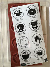 Stampin Up Batty for You 2007 New! Halloween