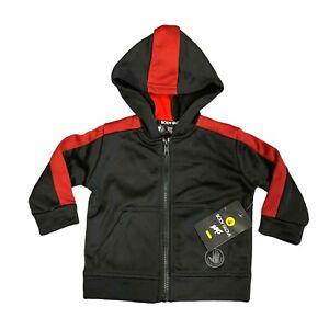 Body Glove Track Jacket Baby Boys Size 6/9 M Full Zip Athletic Warm Up Fleece