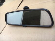 Porsche 911 968 944 Turbo, Rear View Mirror Rearview Used