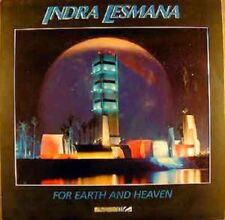 Indra Lesmana - For Earth And Heaven - New Vinyl Record LP