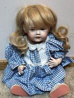 Vintage JDK - Kestner Doll 1820-1938 German Reproduction?