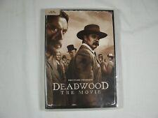 Deadwood: The Movie - Digital 2019 – Free Shipping – Still has Download Certific