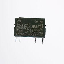 24V Relay PA1A-24V APA3312 4PIN for Panasonic Relay