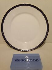 Wedgwood Midnight - Plato Plano Midnight Wedgwood 27cm - Wedgwood Porcelana