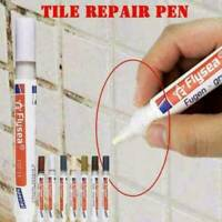 Professional Tile Grout Coating Marker Home Wall Floor Tiles Gaps Repair Pen NEW
