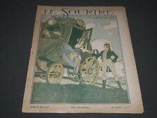 1917 MAY 31 LE SOURIRE DE FRANCE MAGAZINE - ST 5191