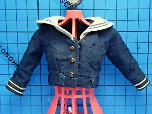 Hot Toys 1:6 MMS157 Sucker Punch Babydoll Figure - Sailorstyled Darkblue Shirt
