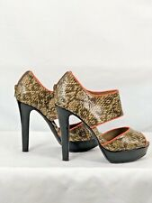 46ab4e3abaa BCBGeneration Stiletto Snakeskin Heels for Women for sale | eBay