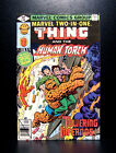 COMICS: Marvel Two-In-One #59 (1980), Thing & Human Torch - RARE
