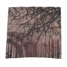 Paul Smith Printed silk scarf(K-46820)