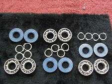 King Kutter FM Spindle Bearing Kit - Set of 3 Bearing Kits - 555009 Finish Mower