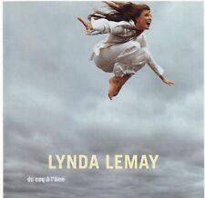 """Lynda LEMAY """"Du coq à l'âme"""" (CD) 2000 Les maudits français,..."""