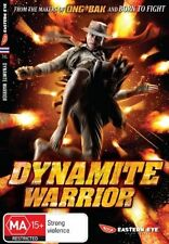 Dynamite Warrior (DVD, Martial Arts) New/Sealed!