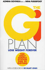 THE GI PLAN: Lose Weight Forever by Nina Puddefoot : AU2-R2A PB : NEW : FREE P&H