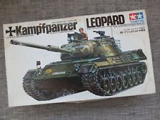 TAMIYA 3564 - GERMAN KAMPFPANZER LEOPARD TANK - 1/35 MODEL KIT