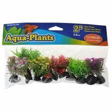 Lm Penn Plax Aqua-Plants Betta Plants Small - 12 Count