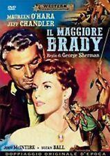 Dvd IL MAGGIORE BRADY - (1953)  Western ** A&R Productions **....NUOVO